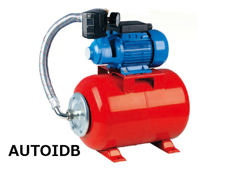 AUTOIDB Series Automatic Booster Systems