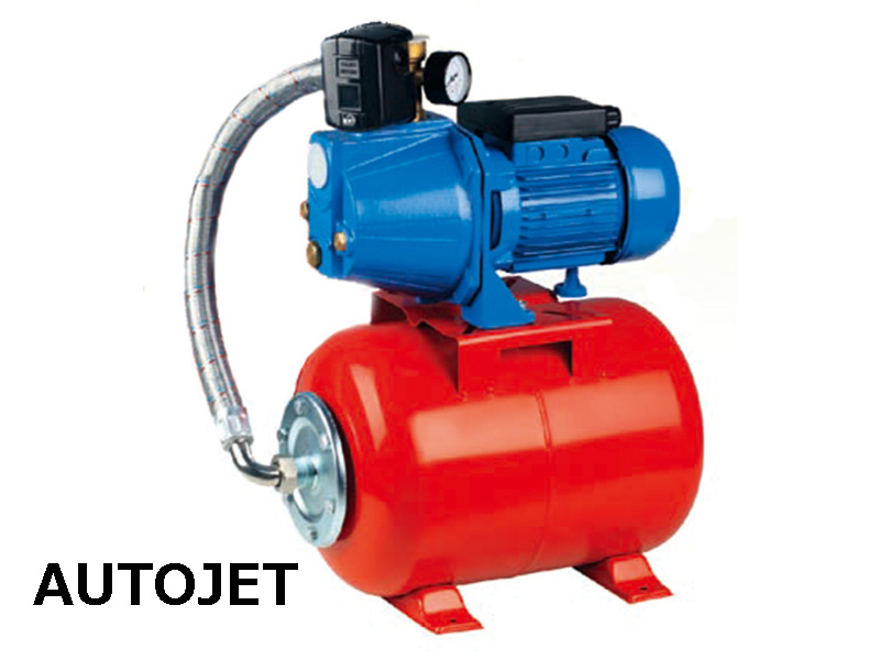 AUTOJET Series Automatic Booster Systems