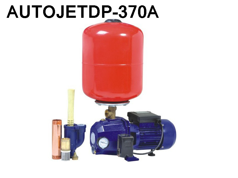 AUTOJETDP-255A/370A Series Automatic Self-priming Deep Well Pumps
