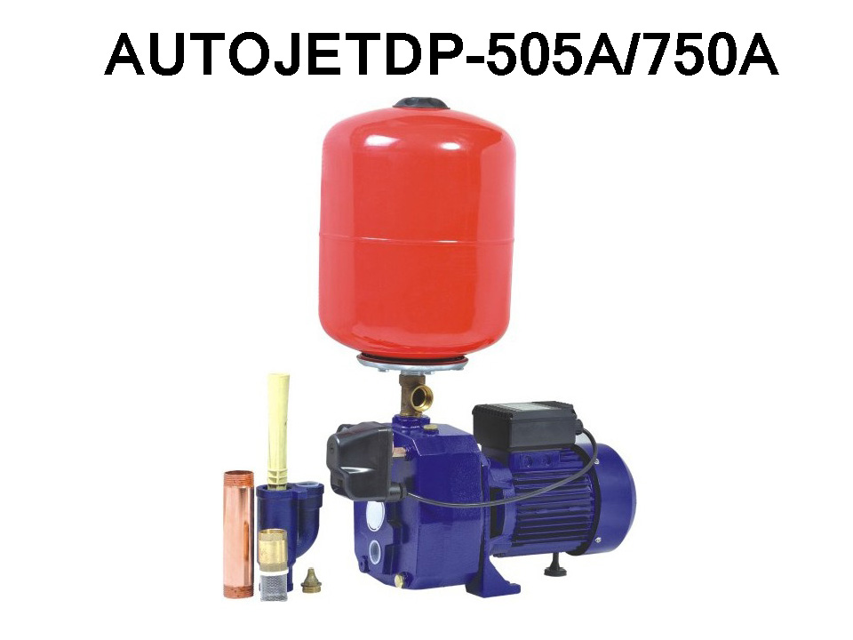 AUTOJETDP-505A/750A Series Automatic Self-priming Deep Well Pumps