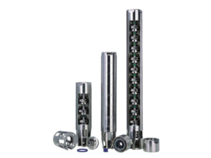 CB Series casting stainless steel submersible borehole pump