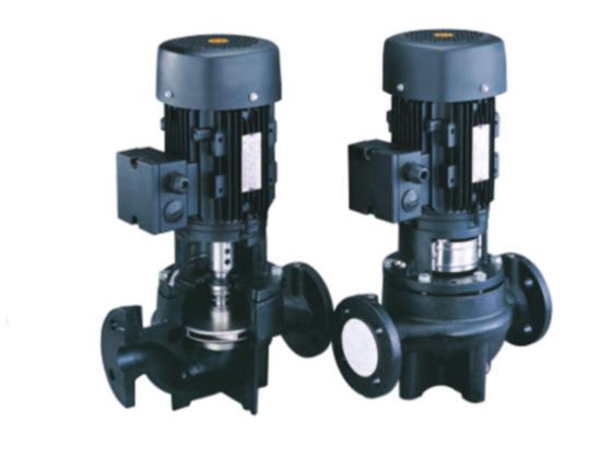 Vertical in-line centrifugal Pump