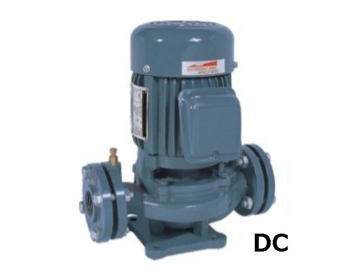 DC DCM Series In Line Pump