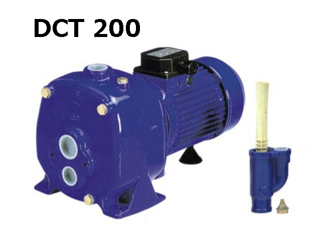 DCT/DCP Series Dual Stages Centrifugal Pumps