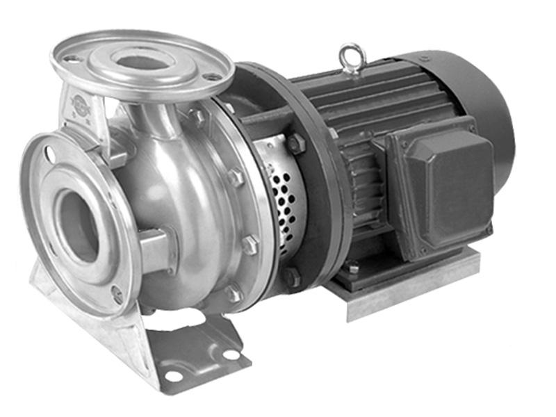 Stainless steel Centrifugal pump: DZ