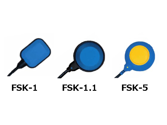 Float switch: FSK-1/FSK-1.1/FSK-5