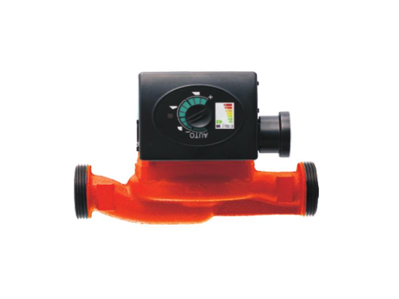High efficiency pipeline screened electric circulation pump