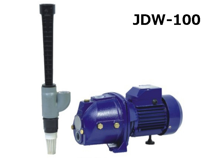 JDW Series Automatic Self-priming Deep Well Pump