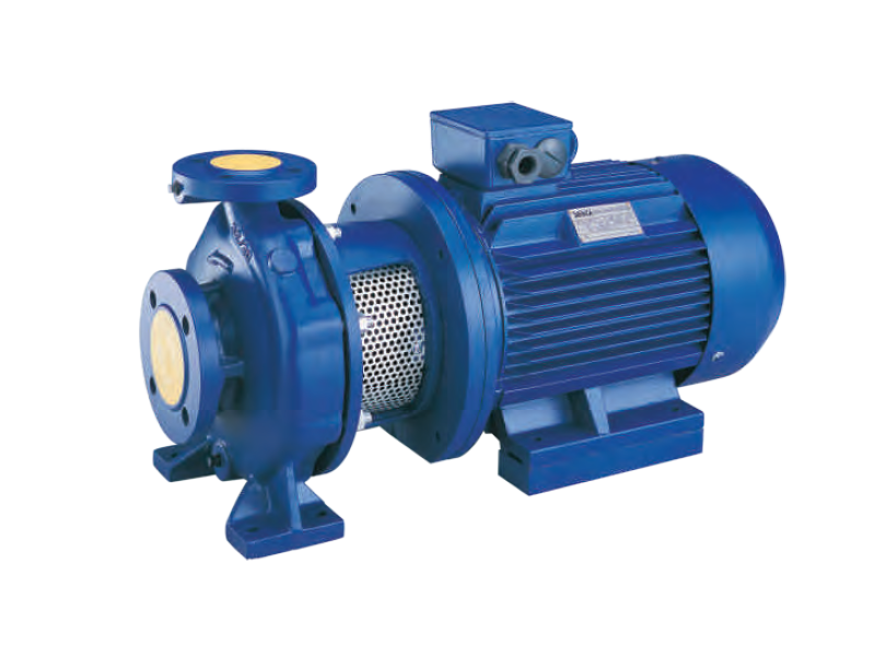 Close Coupled End Suction Centrifugal Pump