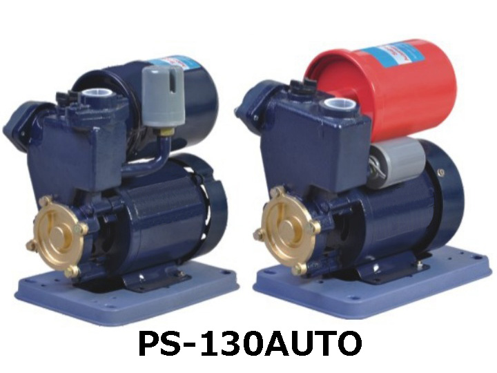 PS-126 PS-130AUTO Series Self-priming Peripheral Pumps