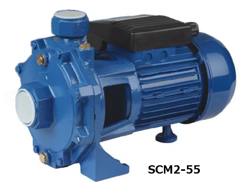 SCM2 Series Twin Centrifugal Pumps