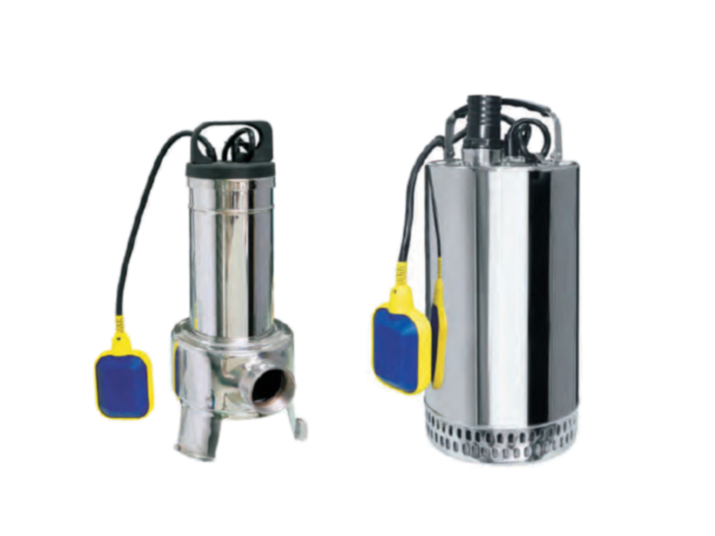 SS ,SSW Stainless steel Submersible Pump