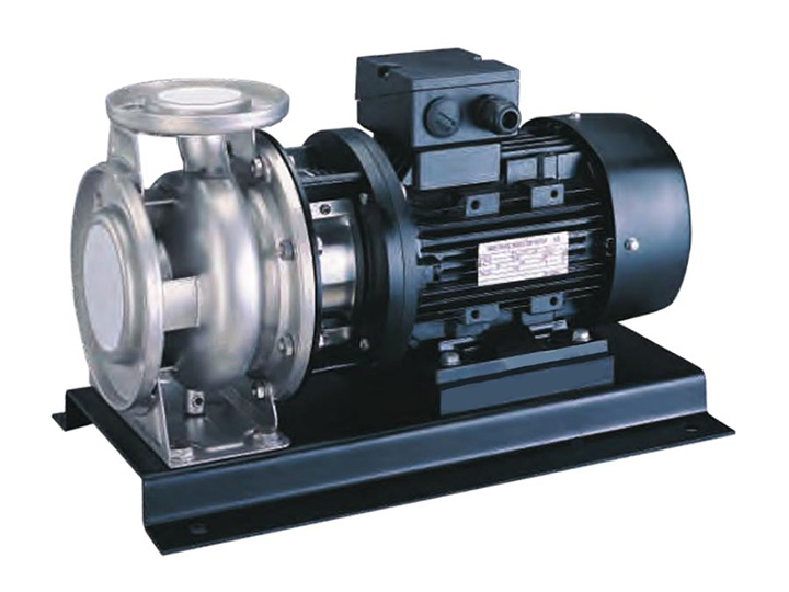 SZS Close Coupled Stainless Steel End Suction Centrifugal Pump