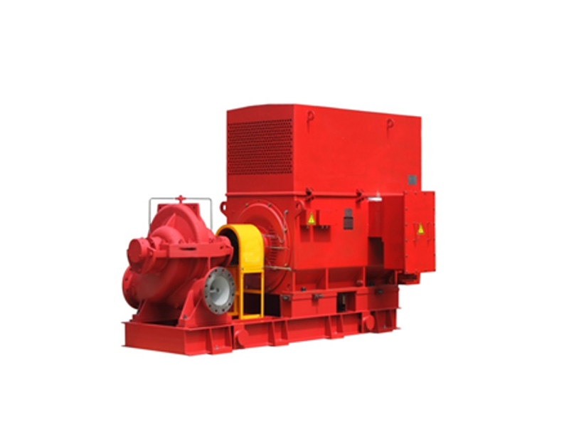 Single Stage Split Casing Pump with motor