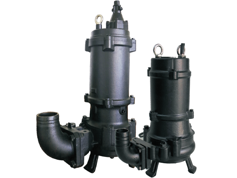 Ture Submersible Sewage Pump