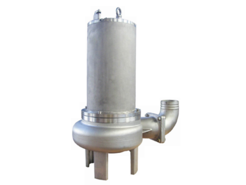XQ Stainless Steel Submersible Sewage Pump