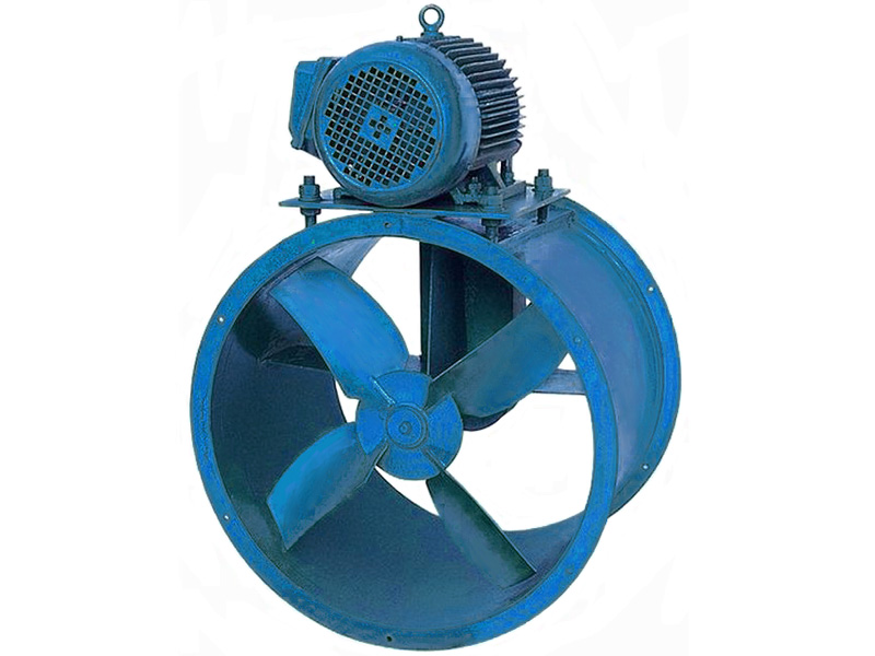 Axial Blower Pipeline