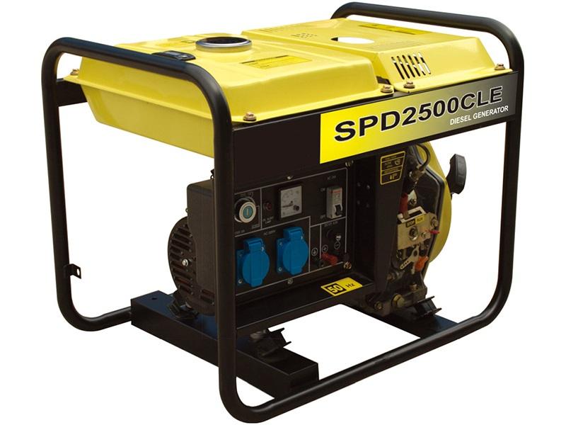 Diesel Generator SPD2500CLE