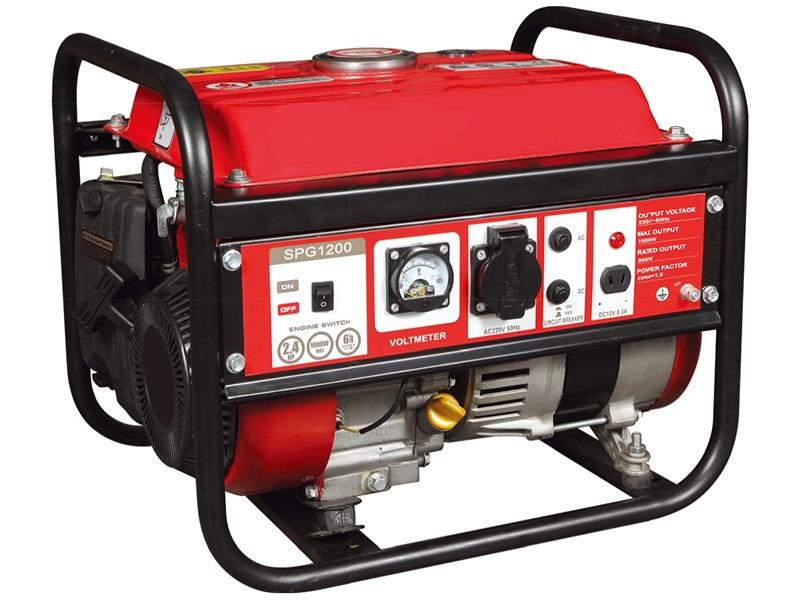 Gasoline generator SPG1200