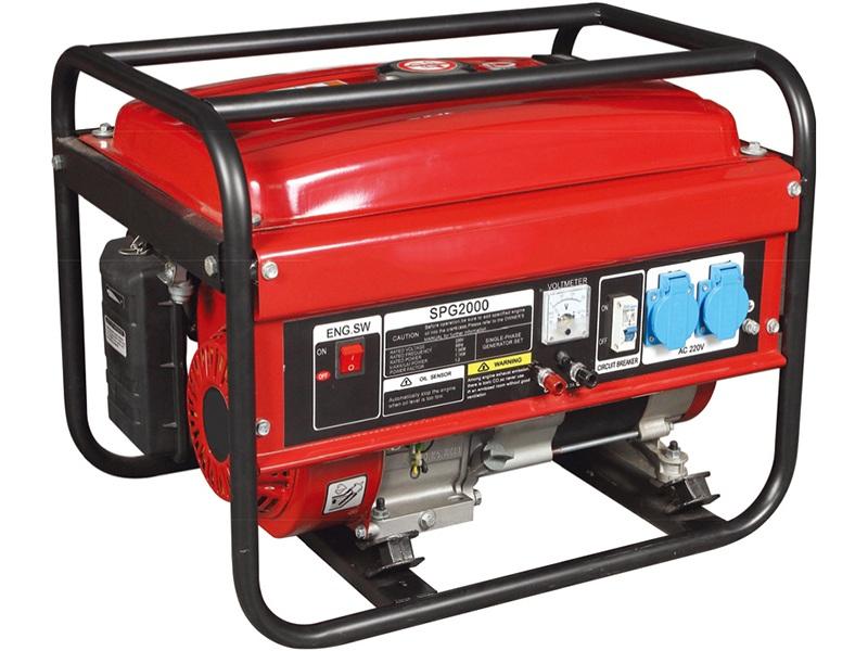 Gasoline generator SPG2000