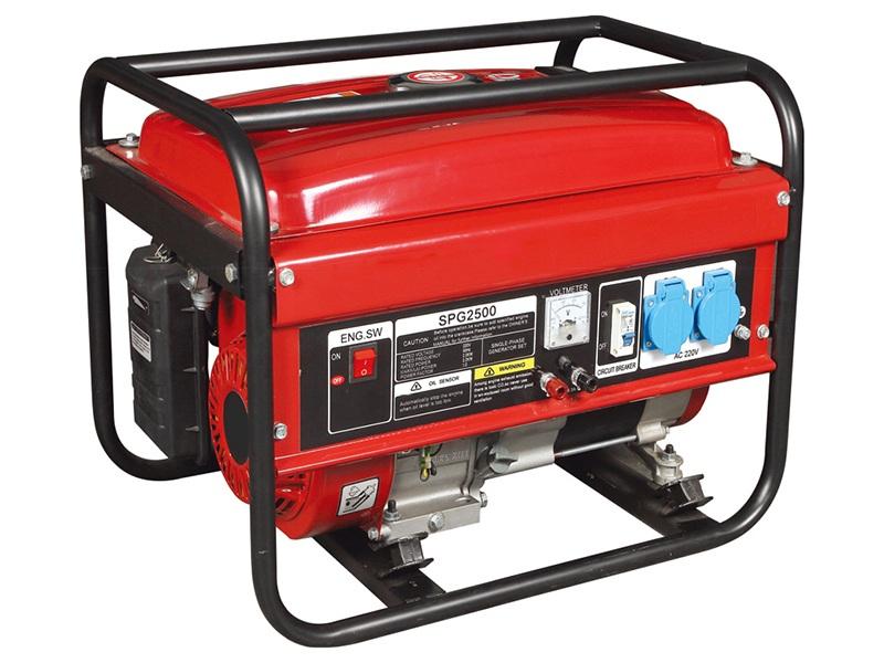 Gasoline generator SPG2500