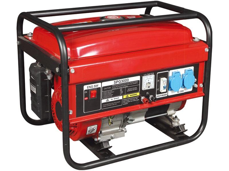 Gasoline generator SPG3000