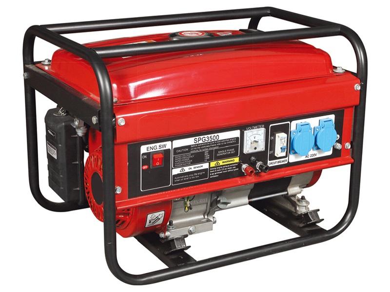 Gasoline generator SPG3500