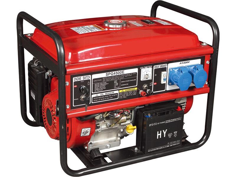 Gasoline generator SPG4500