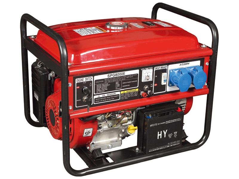 Gasoline generator SPG8000