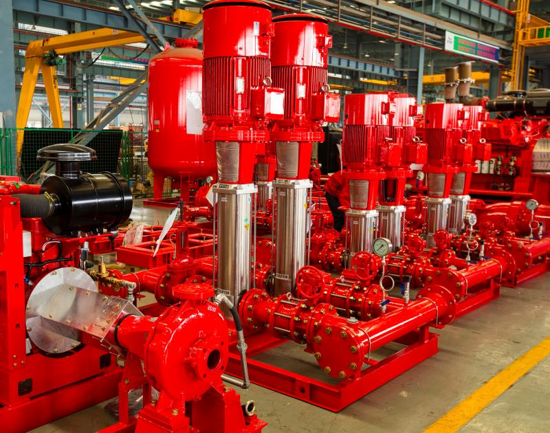 What Does Fire Protection Pump Package Include?